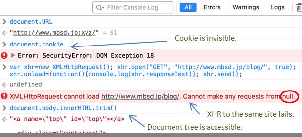 Safari's URL redirection XSS - CVE-2016-4585